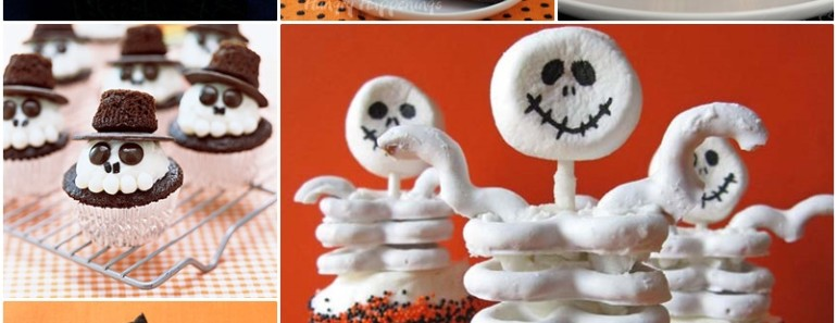 8 Recipes for DIY Halloween Cupcakes