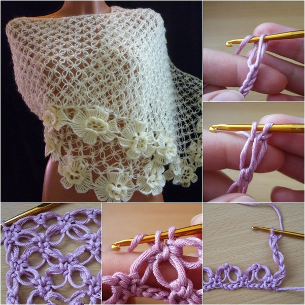 Basic Solomon's Knot Crochet