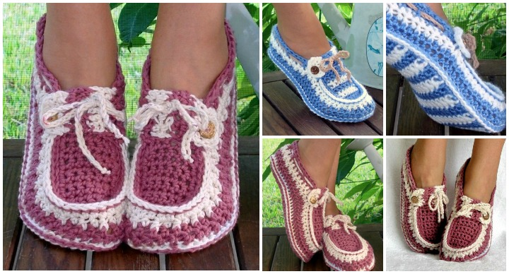 Crochet button loafers pattern beesdiy adult crochet button loafers pattern dt1010fo