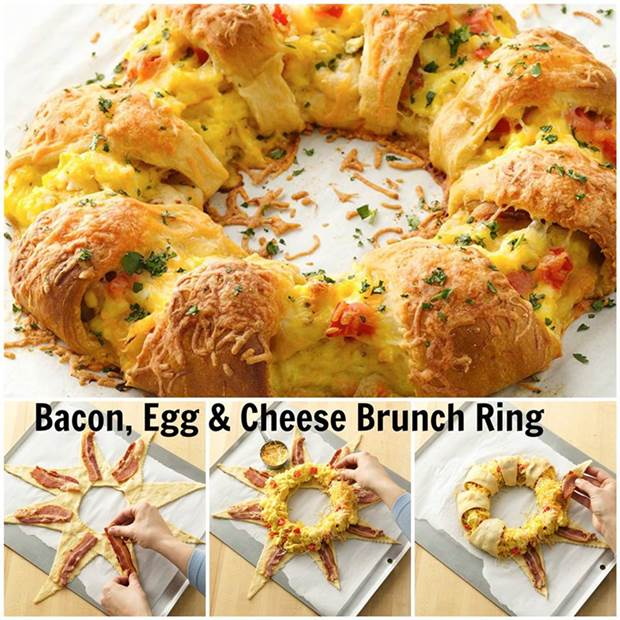 DIY-Bacon-Egg-and-Cheese-Brunch-Ring recipe