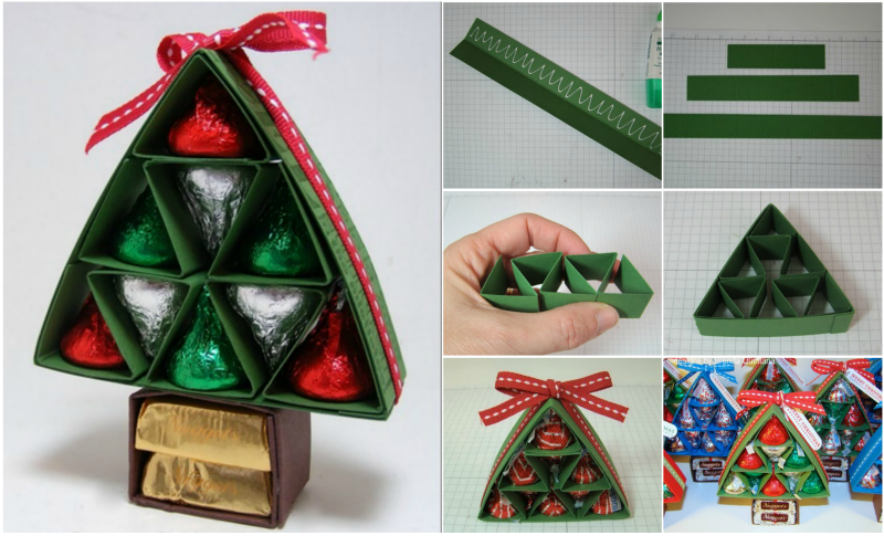DIY-Chocolate-Christmas-Tree-Gift-Box