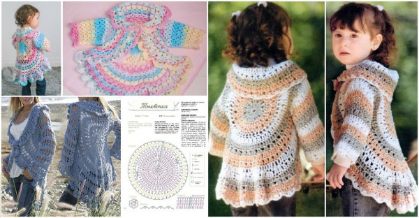 DIY Crochet Jacket Pattern
