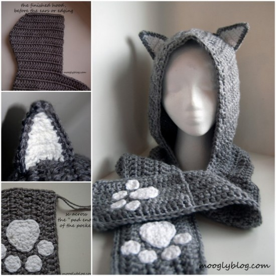 DIY-Cuddly-Cat-Crochet-Scoodie-Free-Pattern