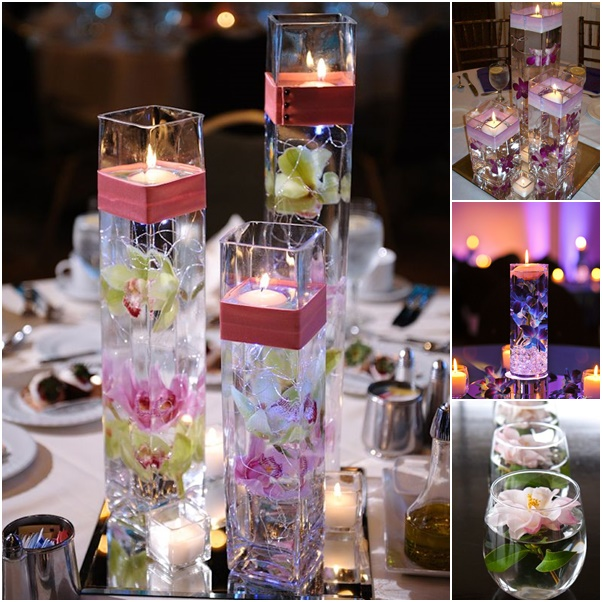 Diy floating candle centerpieces tutorial beesdiy diy floating candle centerpieces junglespirit Gallery