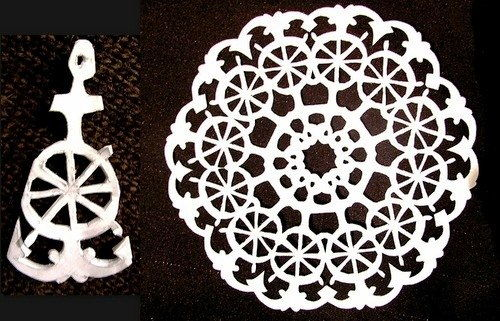 DIY Paper-Snowflake from-Template8