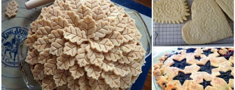 20+ Creative Pie Crust Ideas