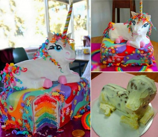 DIY-Rainbow-Unicorn-Cake-Tutorial