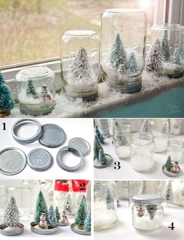 Waterless-Snow-Globe DIY-for-Christmas