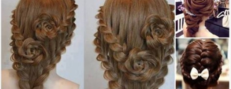 11 Gorgeous Hairstyles Only for A Princess