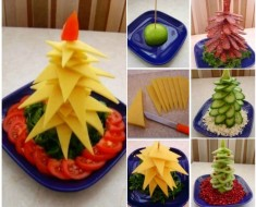 Christmas Tree Platter ideas