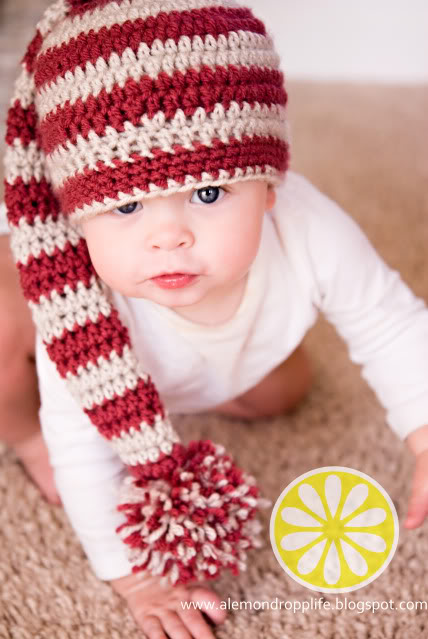 Crochet Baby Christmas Sets patterns