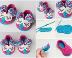 Owl-Baby-Booties-Crochet-Pattern-