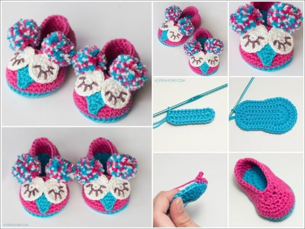 Owl-Baby-Booties-Crochet-Pattern-1