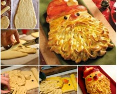 Santa-Bread-Recipe