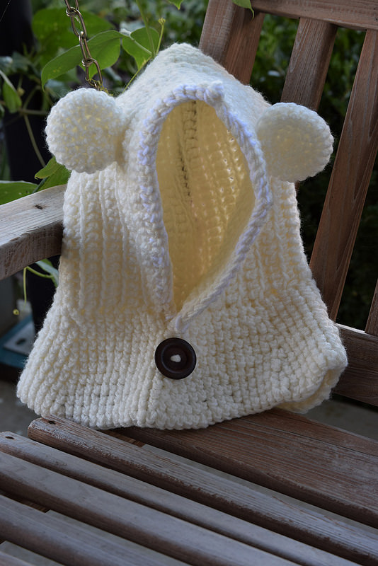 crochet Teddy-Bear-Cowl-Free-Pattern 4