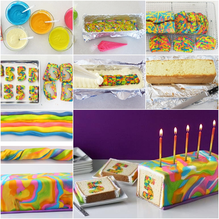 diy-rainbow-tie-dye-surprise-cake recipe