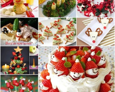 15 Creative Christmas Food Ideas & Recipes