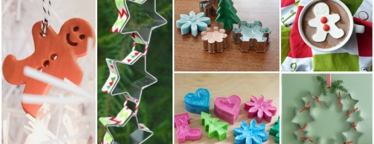 18 Christmas Cookie Cutter Hacks You Never Thought