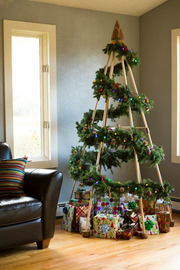20-Unique-DIY-Christmas-Tree-Ideas-and-Projects-Anyone-Will-Love4