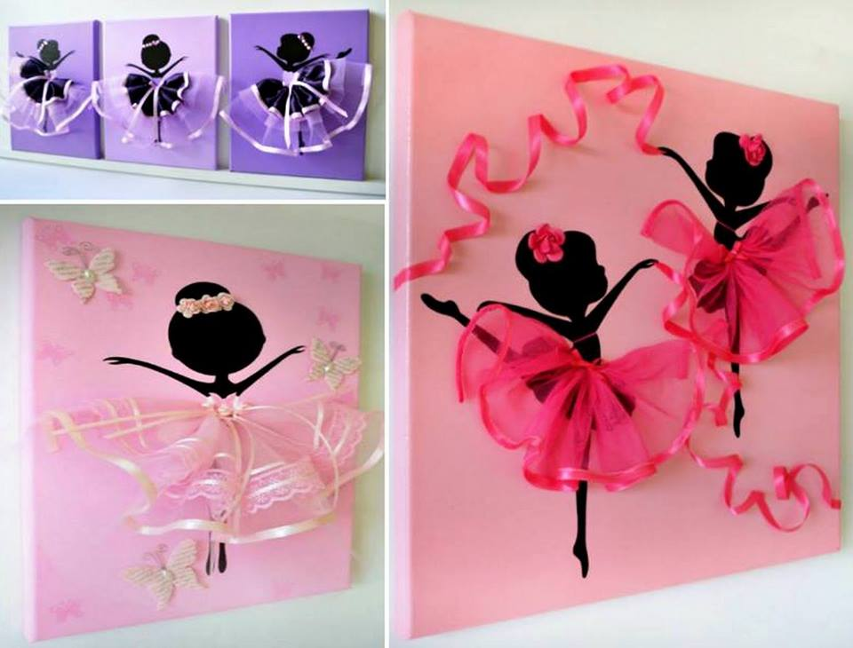Image Result For Baby Girl Wall Decoration