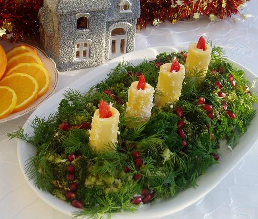 Candle-Decorated-Christmas-Salad-recipe2