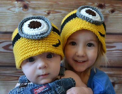 10 Super Cute Crochet Minion Patterns Beesdiy