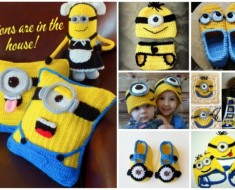 DIY-Crochet-Minion-Projects-Free-Pattern