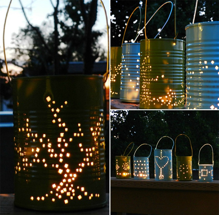 Unique Christmas Light Ideas