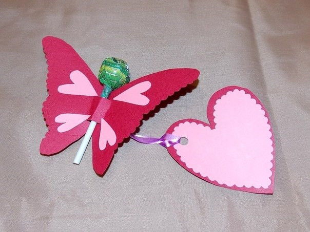 DIY-Pretty-Kirigami-Butterfly-Postcard-from-Template-2