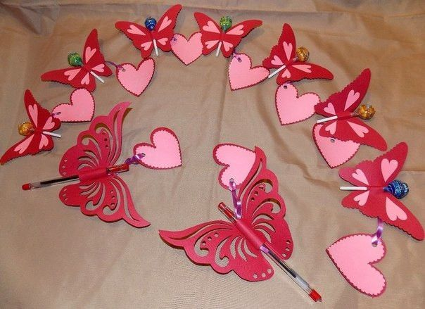 DIY-Pretty-Kirigami-Butterfly-Postcard-from-Template-4