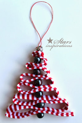 Christmas Tree Ribbon Decorations