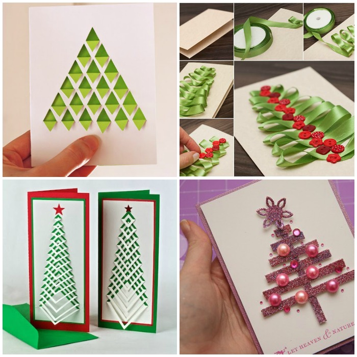 DIY-christmas-tree-card