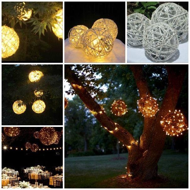 DIY lighted-yarn-balls
