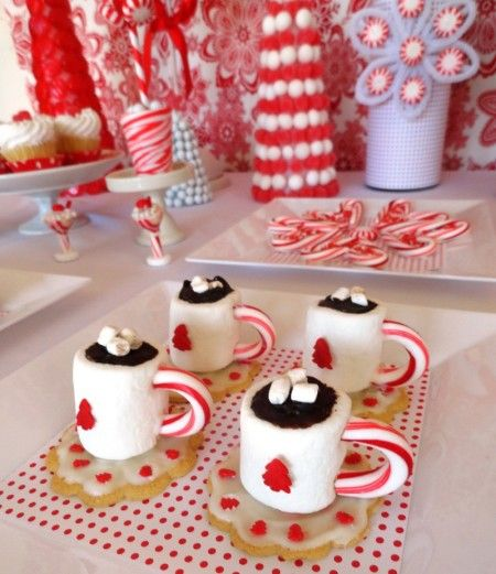 Project Dreams Marshmallow: 15 Creative Christmas Food Ideas & Recipes