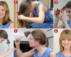 How to Cut Your Own Hair Easily