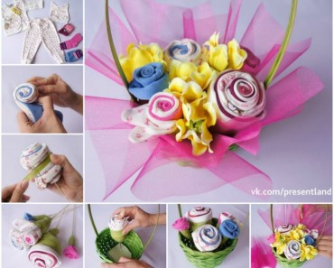How-to-DIY-Baby-Clothes-Flower-Bouquet