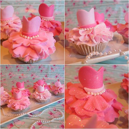 How-to-Make-Cute-Ballerina-Cupcakes-DIY-Ideas-4