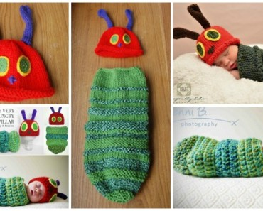 knitted very hungry caterpillar-beesdiy