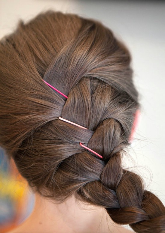 Hairstyle Hacks - 20 Fabulous Ways to Use Bobby Pins13