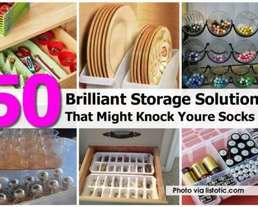 50+ Home Storage Solutions & Ideas