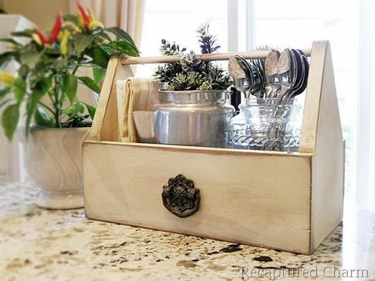 50-Home-Storage-Solutions-Ideas-Toolbox-Kitchen-Caddy