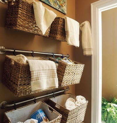 50-Home-Storage-Solutions-Ideas-Wall-Basket-Storage