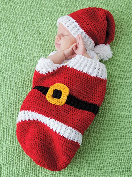 8 Cutest Christmas Crochet Cocoon Patterns