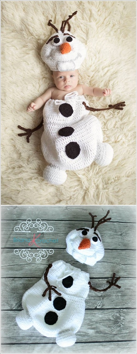 Cute crochet Christmas Cocoon Patterns4
