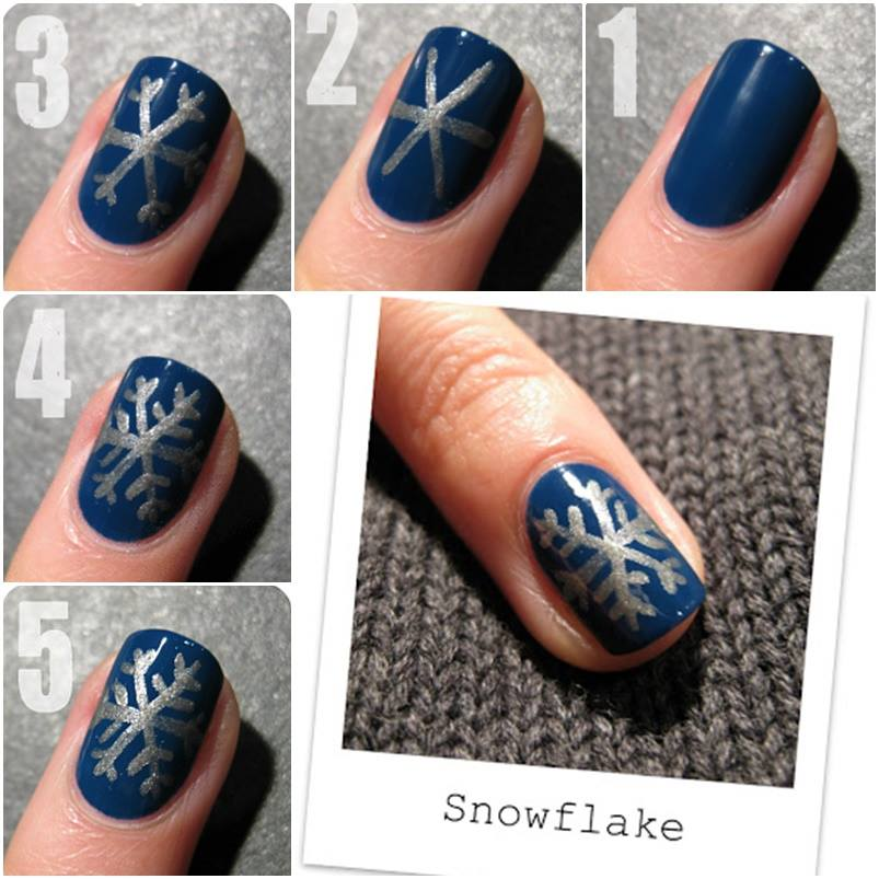Do it yourself christmas nail art nail art ideas do it yourself christmas nail art ideas solutioingenieria Gallery