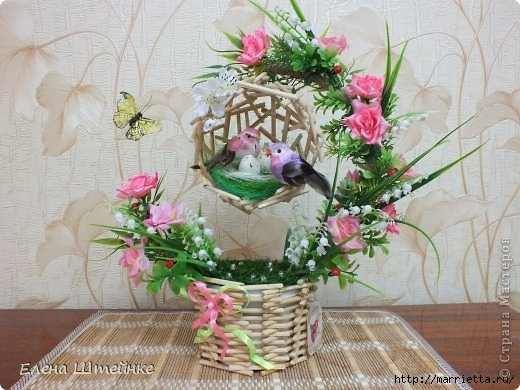 Flower-Topiary-from-chopsticks01