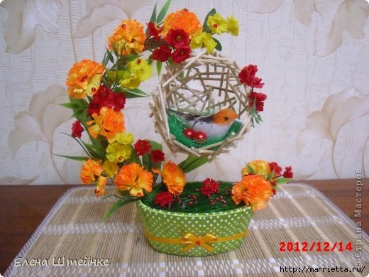 Flower-Topiary-from-chopsticks26