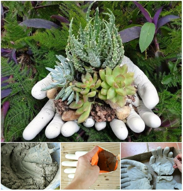 Hands-Cupped-Stone-Garden-Planter1