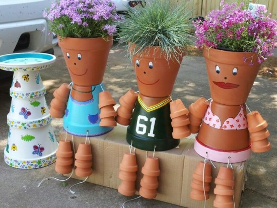 How-to-DIY-Clay-Pot-Planter-People-6