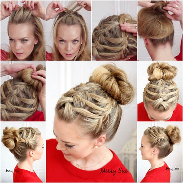 Astounding Cool Ways To Do A French Braid Braids Hairstyle Inspiration Daily Dogsangcom